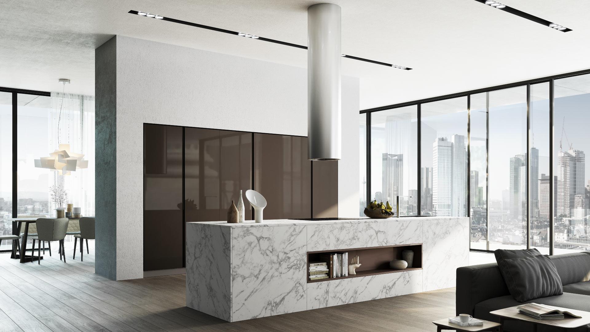VezzKitchen - linea karma luxury