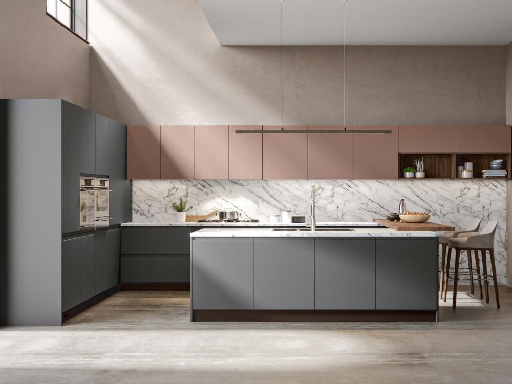 Vezzdesign - Kitchen Linea Hybrid