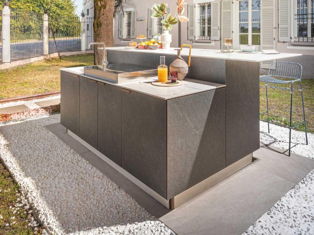 Vezzdesign - Kitchen Linea Outdoor